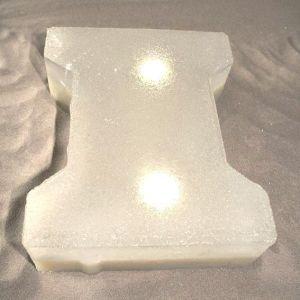 Top Light Pflasterstein Light Stone Norma klar, H-Form