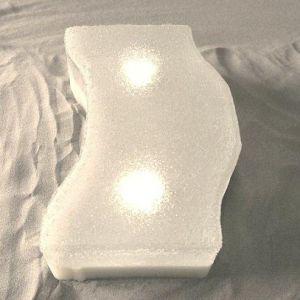 Top Light Pflasterstein Light Stone Norma klar, S-Form