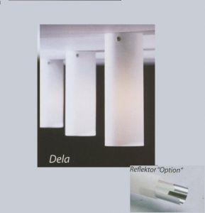 Top Light Reflektor zur Deckenleuchte Dela Short