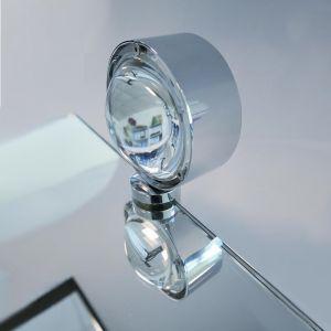 Top Light Spiegelklemmleuchte Puk Fix in 3 Oberflächen