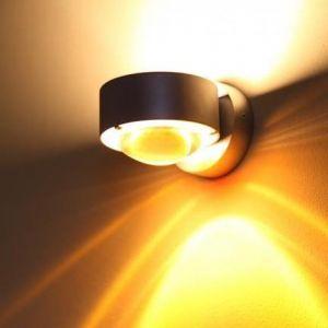 Top Light Wandleuchte Puk Wall in 5 Oberflächen