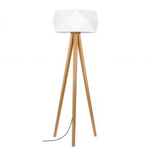 Stehleuchten & Stehlampen mit Holz | WOHNLICHT