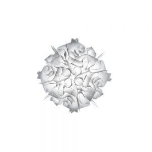 Veli Couture Ø 32cm von Slamp in brushed white