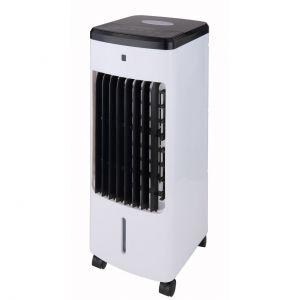Ventilator mit Fernbedienung Raumkühler Kabel 16m Timer Motor 60W 3 Stufen Wassertank 35lt