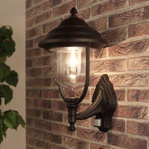 Sehr Außenwandleuchten & Außenwandlampen mit Bewegungsmelder | Wohnlicht ZY79