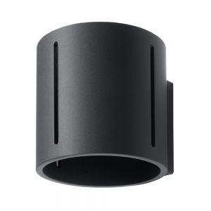 LHG Wandleuchte Inez in schwarz mit G9 LED 5W