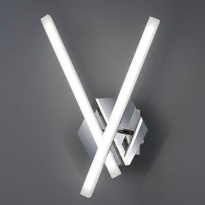 LHG Wandleuchte Sandro + Extra 1x GU10 LED Leuchtmittel zur freien Nutzung