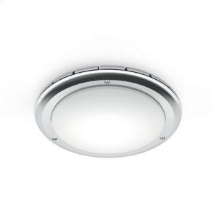 26 Watt Sensor Leuchte, Ø 36cm - schlagfest