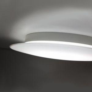 Weiße Sensor-LED-Wandleuchte für den Flur - in unterschiedlichen Lichtstärken - IP65 - Warmweiß 3000°K