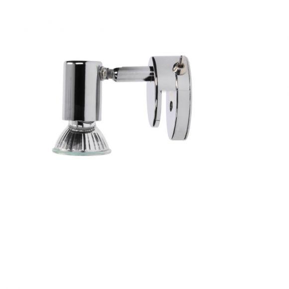 Schön Badezimmer Spiegelleuchte zum Klemmen | WOHNLICHT XH13
