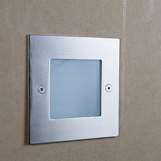 LED Einbauleuchte IO für Innen oder Aussen geeignet