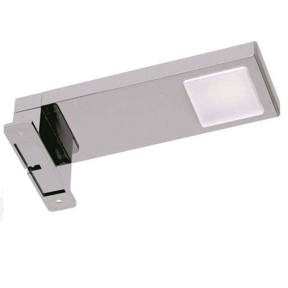 5,7Watt LED Spiegelleuchte Mega zwei Ausführungen wählbar