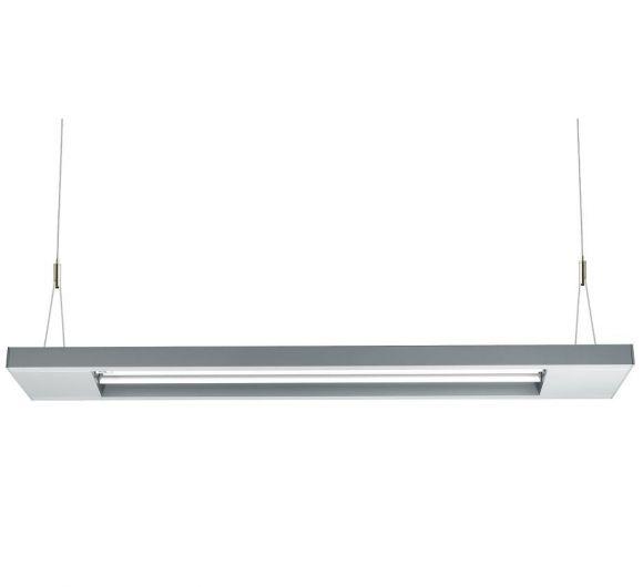 pendelleuchte scala 108 für direkt-indirekte beleuchtung, abdeck,
