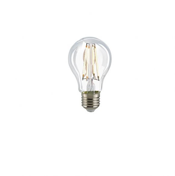 A60 AGL LED klar Filament 12Watt  2700K dimmbar