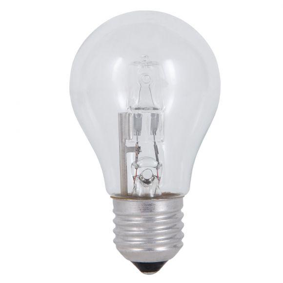 A60 E27  Halogen - 57 Watt ~ 75 Watt