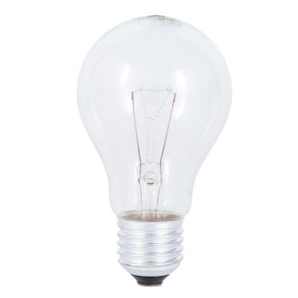 Glühlampe Classic E27 15W klar, A60 1x 15 Watt, 15 Watt, 90,0 Lumen