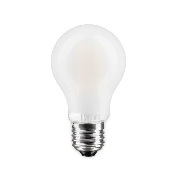 A60 LED-Leuchtmittel matt E27 matt 5W 500lm switch&dim