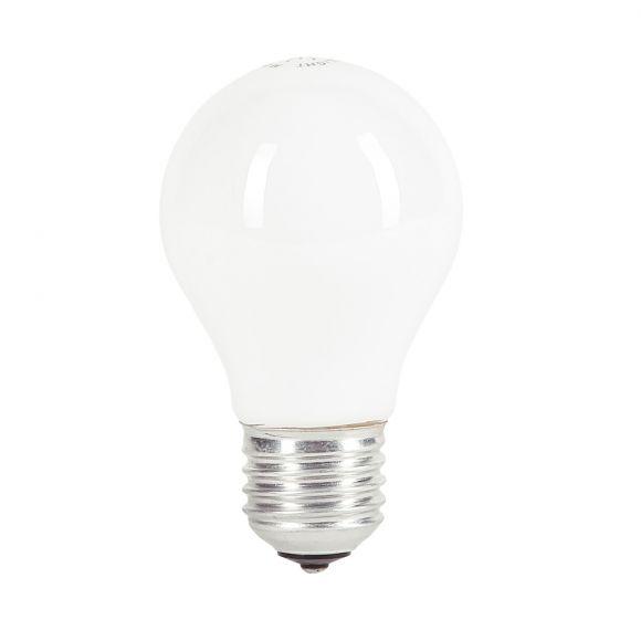 A60  E27 Leuchtmittel opal - 40Watt 1x 40 Watt, 40 Watt, 380,0 Lumen