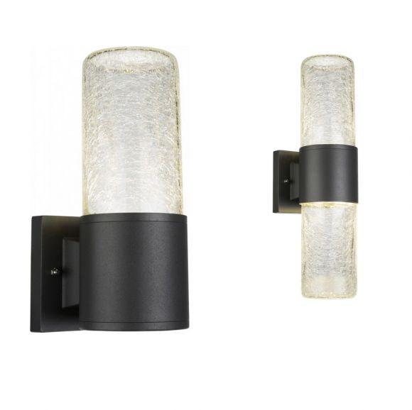 Alu-Druckguss LED Wandleuchte zur Fassaden-Beleuchtung