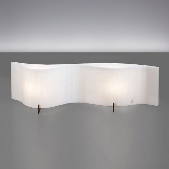 Arturo Alvarez Tischleuchte Vento - Länge 58cm