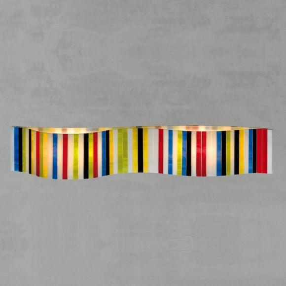 arturo alvarez wandleuchte ventopop l nge 58cm wohnlicht. Black Bedroom Furniture Sets. Home Design Ideas