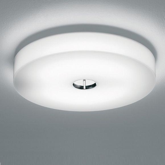 aussen oder innen leuchte button von flos wohnlicht. Black Bedroom Furniture Sets. Home Design Ideas