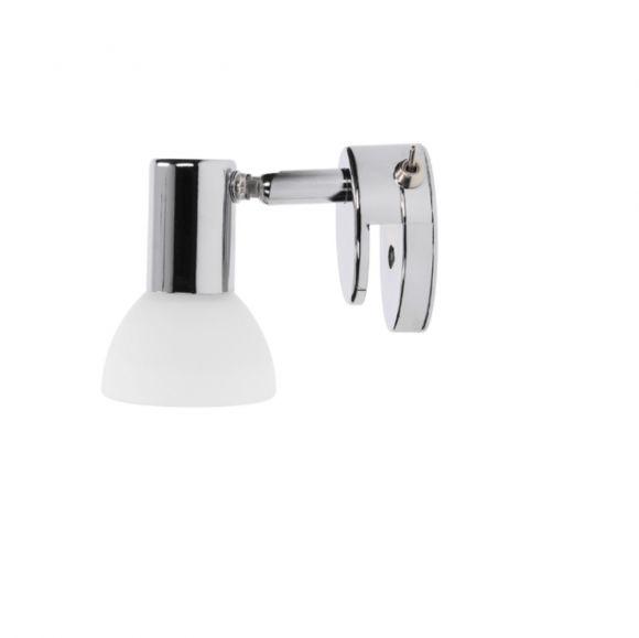 Badezimmer Spiegelleuchte zum Klemmen