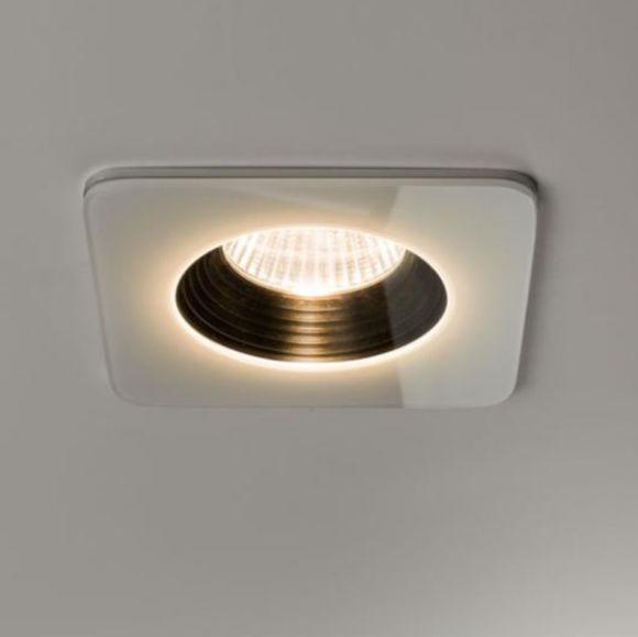 badezimmer led einbaustrahler schutzart ip65 geeignet f r badezimmerzonen 1 2 und 3. Black Bedroom Furniture Sets. Home Design Ideas