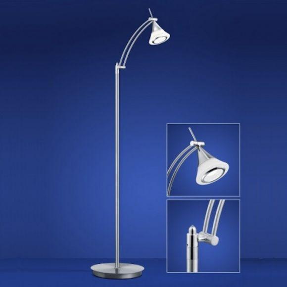 B-Leuchten LED-Leseleuchte Louis, mit Tastdimmer