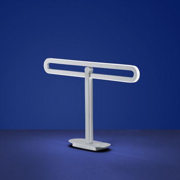 B-Leuchten LED-Tischleuchte L-Over mit Tastdimmer