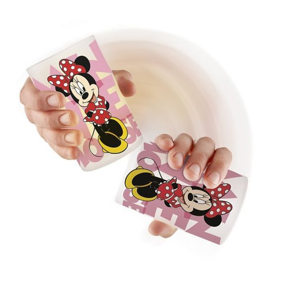 "Candle ""Micky & Minnie""- sanftes Kerzenflackern"