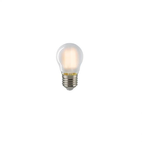 D45 AGL LED Tropfen Filamentlampe E27 4 Watt 2700K dimmbar - matt
