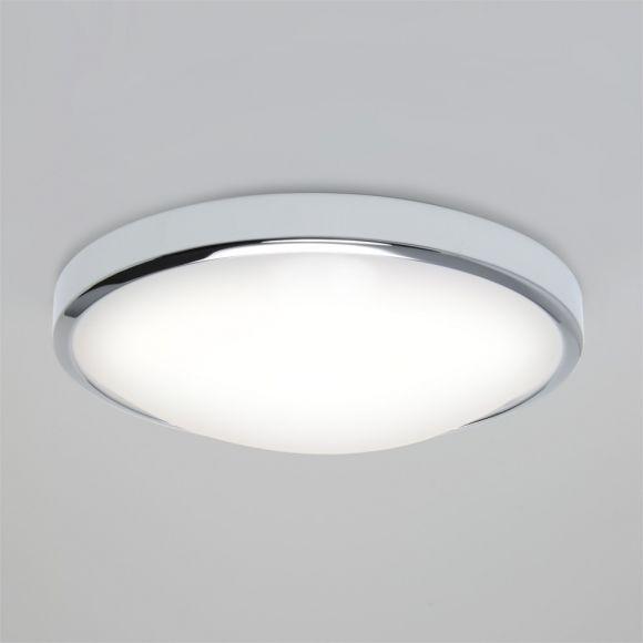 Deckenleuchte mit Sensor 2 Farben, Opalglas, 22,41W LED
