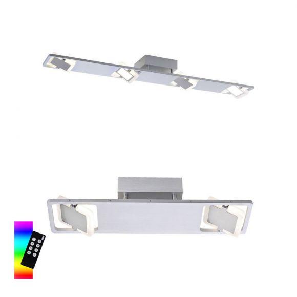 Deckenleuchte Q®-GAEL in zwei Ausführungen ZigBee kompatibel
