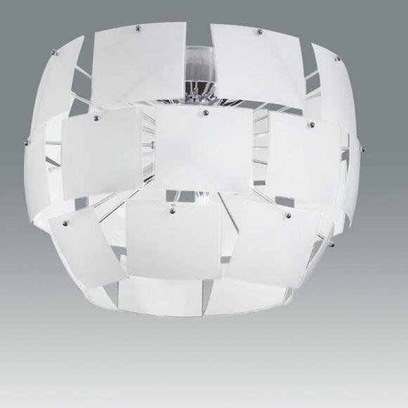 deckenleuchte in wei 50 cm durchmesser wohnlicht. Black Bedroom Furniture Sets. Home Design Ideas