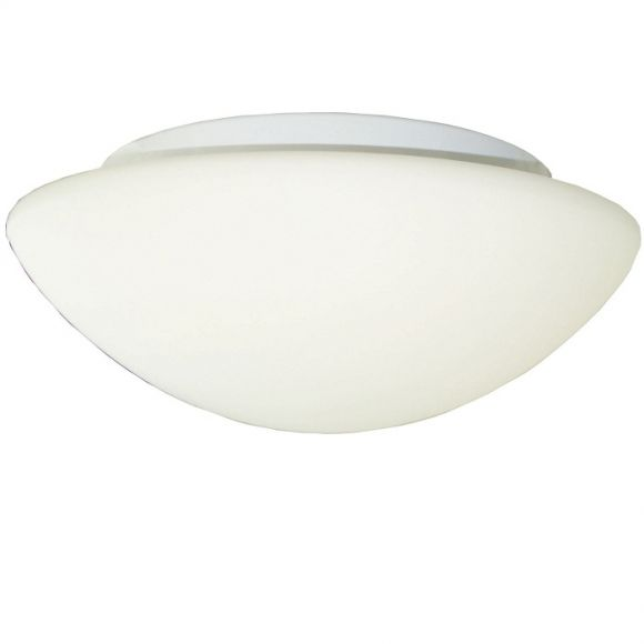 Deckenleuchte in Weiß mit Sensor Ø 30cm inklusive Leuchtmittel