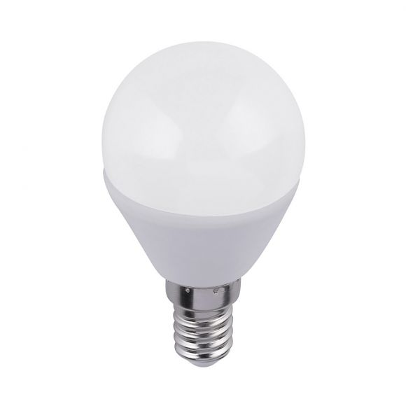 E14 5W LED Leuchtmittel D45 stufenlos dimmbar