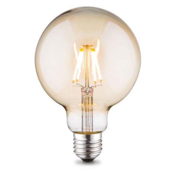 E27 LED Filament Leuchtmittel 4W 2700K