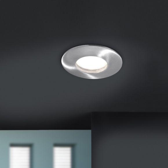 Einbaustrahler mit LED  aus Aluminium - 4-stufig dimmbar - 8,3 cm