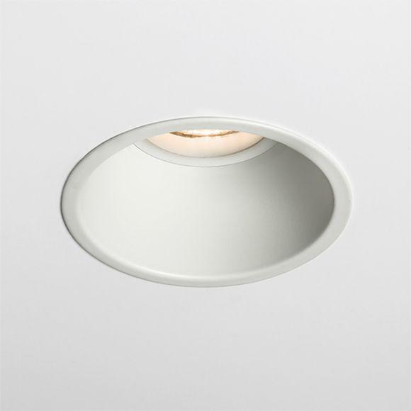 Einbaustrahler in Weiß, rund, 7,4W LED dimmbar - IP20