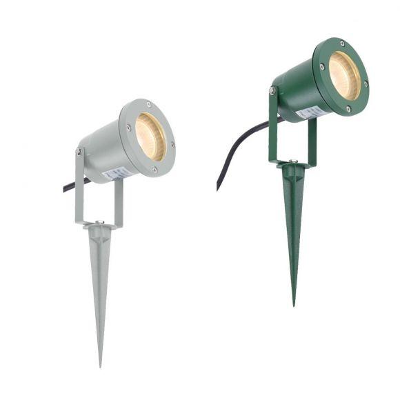 Erdspieß-Strahler Spotlight  Schwenkbar