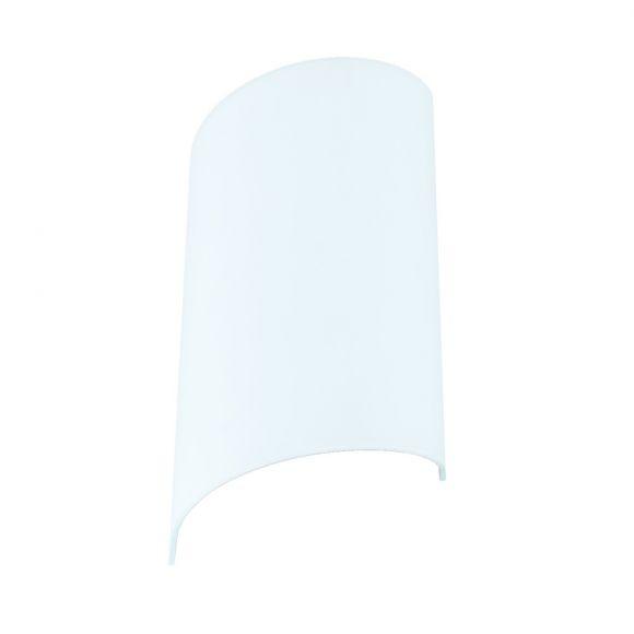 Ersatzglas in schön geschwungener Form