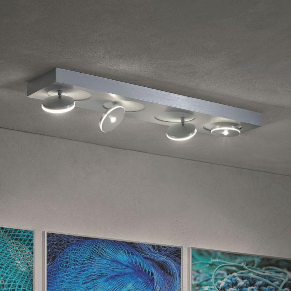 Relativ Escale LED-Deckenstrahler Spot it, 4-flammig, verstellbar | WOHNLICHT RF24
