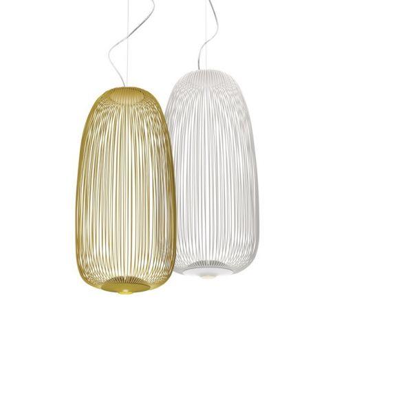 Foscarini LED-Pendelleuchte Spokes 1 - in 2 Farben