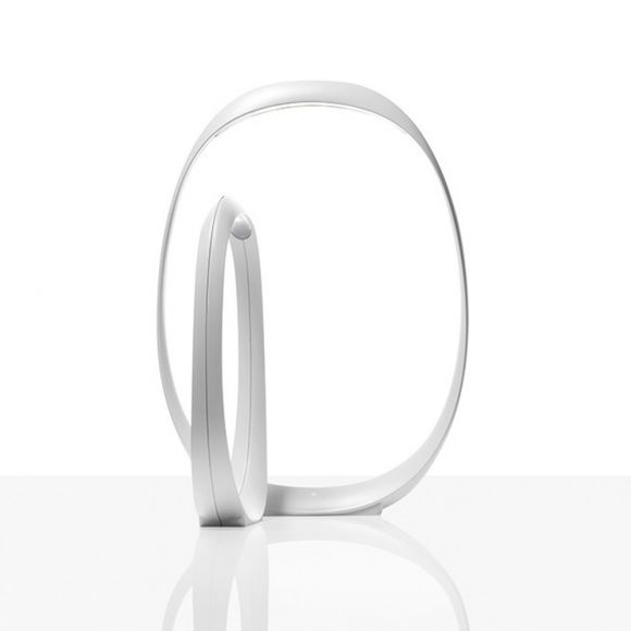 Foscarini LED-Tischleuchte Anisha weiß, 2 Größen