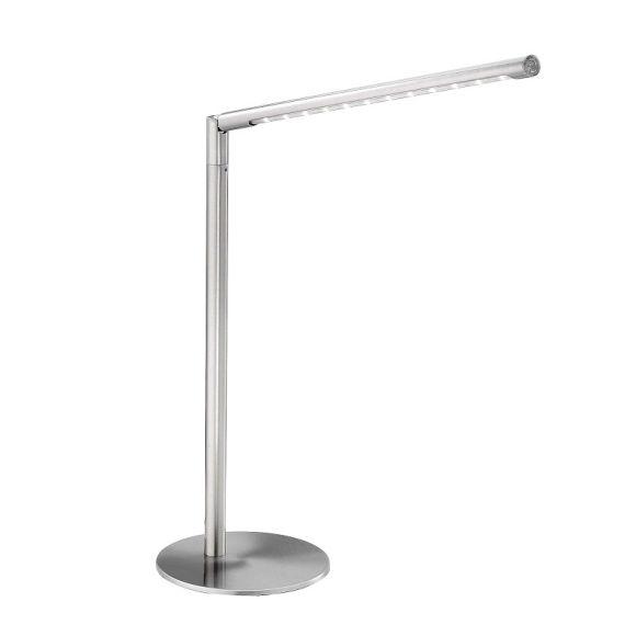 LHG Futuristische LED Tischleuchte aus Stahl