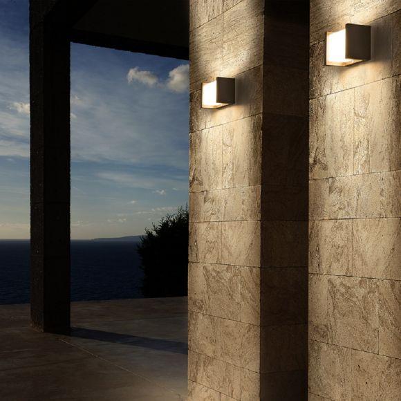 Für Wand und Boden LED Leuchte Iserlohn von my light