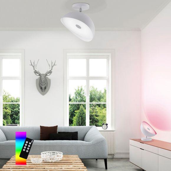 Für Wand, Decke oder Tisch  Q®-Alexis- Q-intelligentes Licht, ZigBee