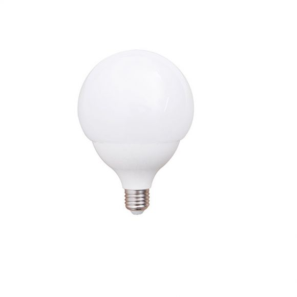 G125 LED Globelampe 125 mm E27 opal 15 Watt