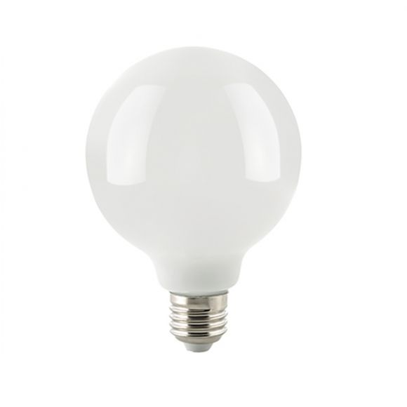 G95 LED Globelampe 95 mm E27 opal 12 Watt